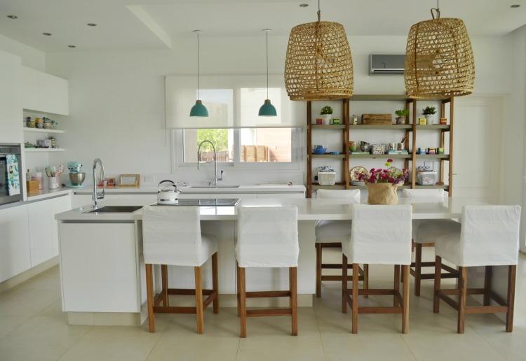 A modern and functional kitchen